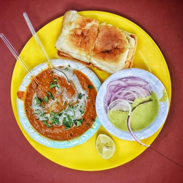 Best Pav Bhaji in Delhi