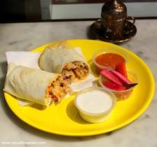Best Ala Turka Shawarma Delhi