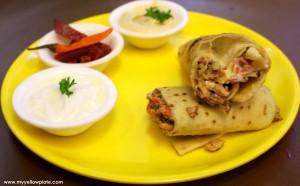 Best Faarsi Shawarma Delhi