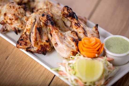 Best Afghani Chicken in Delhi