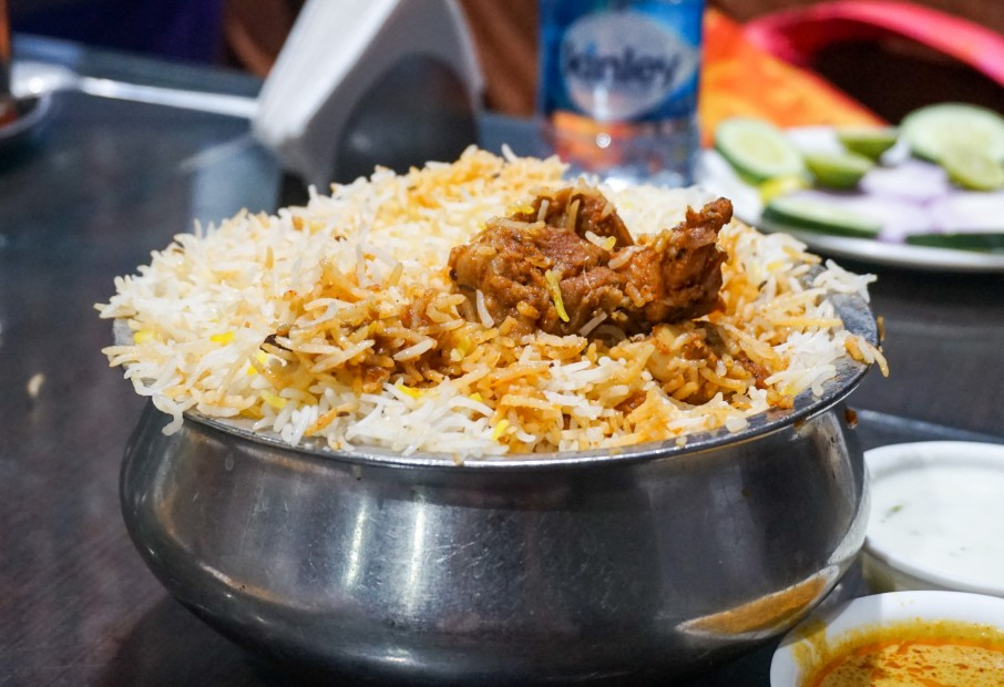 BEST BIRYANI IN HYDERABAD