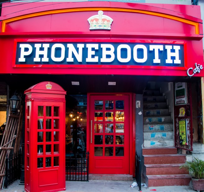 Phonebooth Cafe