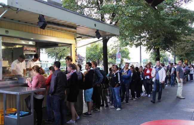 Mustafa Kebab Berlin