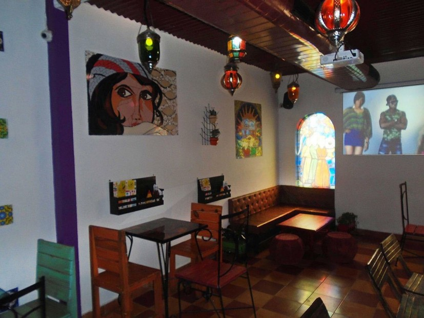 Cafe Bogchi Faridabad