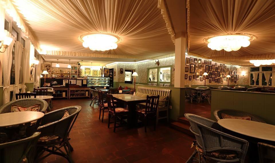 Chamiers Cafe Chennai