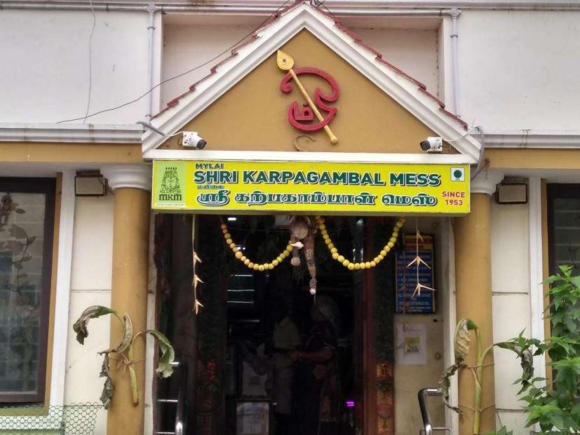 Mylai Mess in Chennai